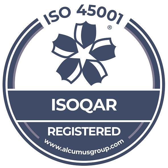 ISO 45001-2018 Logo
